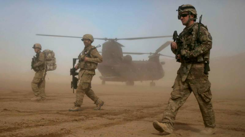 US Afghanistan pullout proceeding steadily: Pentagon