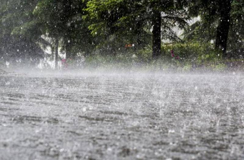 Central Punjab receives stormy rains, likely to enjoy more showers on Eid Days