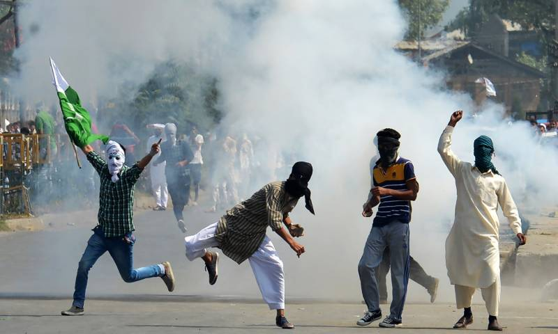 Kashmir issue is screeching for the global media campaign