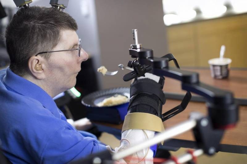 Mind over matter: brain chip allows paralysed man to write