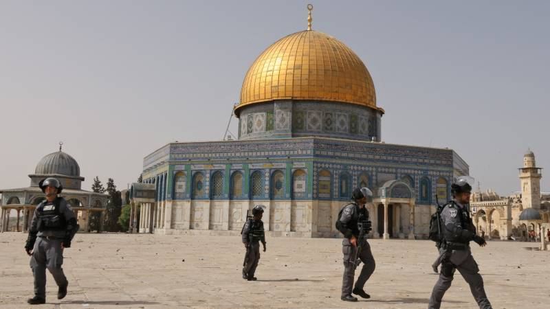 Why does Israel really want Jerusalem?