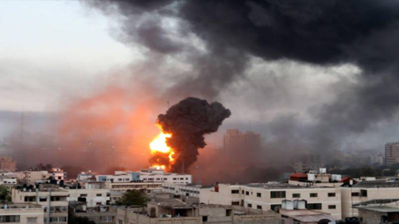World powers call for de-escalation after Israel clashes