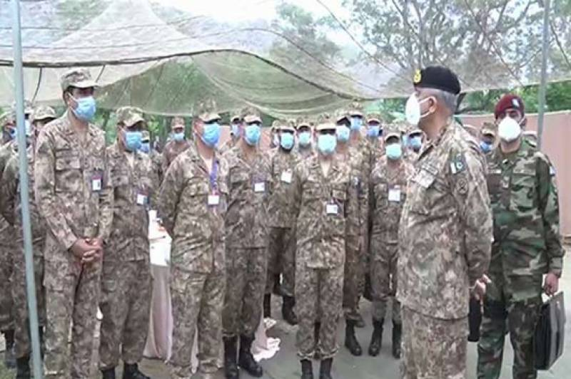 It's time to resolve Kashmir issue, says COAS Gen Bajwa