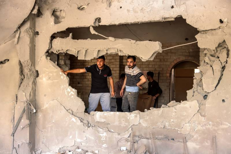 Gaza death toll from Israel airstrikes rises to 83