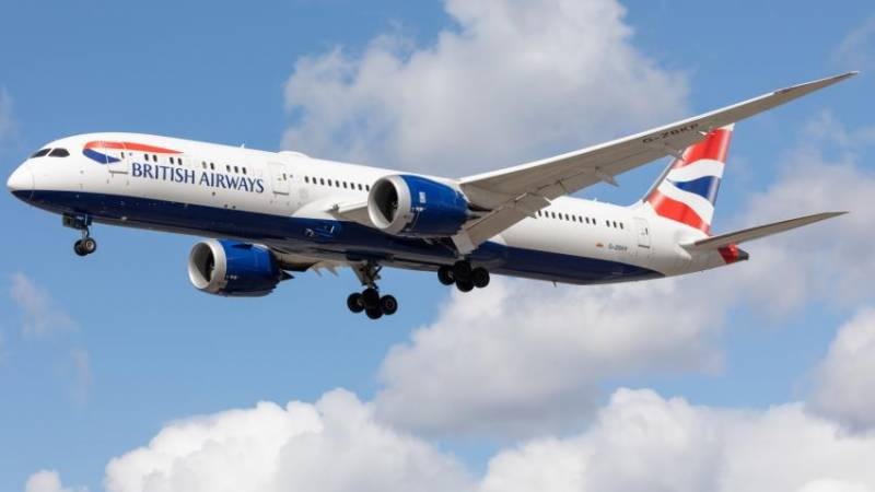 Several airlines suspend flights to Israel
