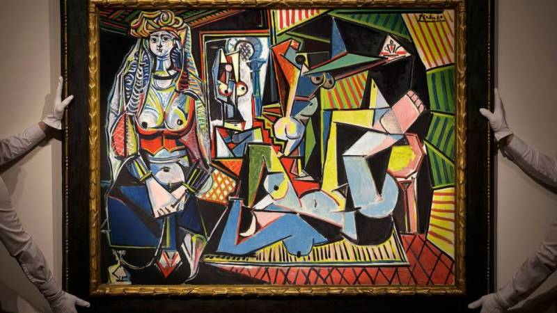 $100 million club: Picasso's most expensive paintings