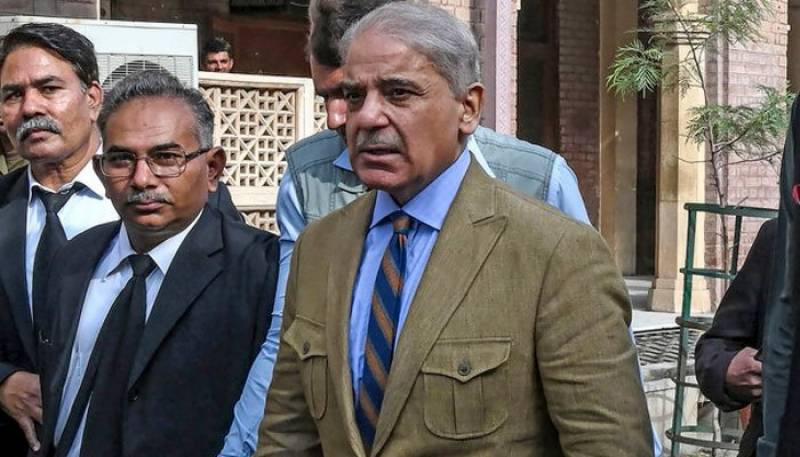 Govt files review petition against LHC decision to remove Shehbaz name from Black List