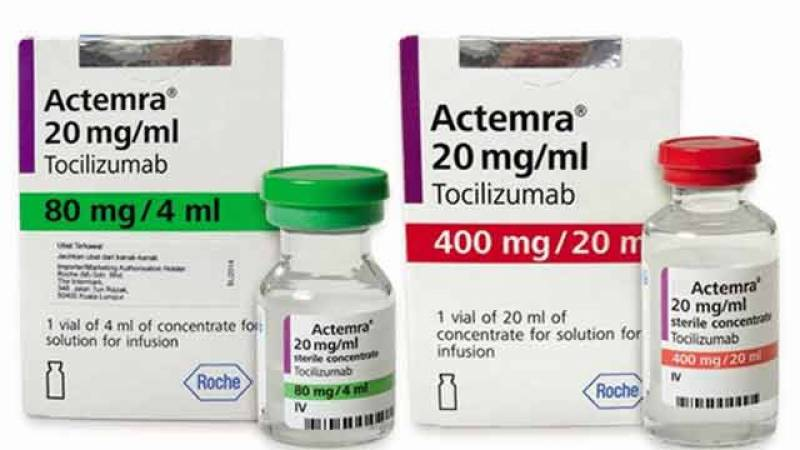 Inquiry ordered into sale of Actemra injections without warranty