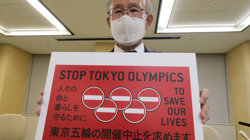 Over 80 percent of Japanese oppose Olympics this summer: poll