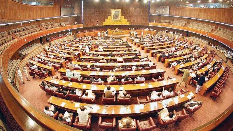National Assembly adopts resolution against Israeli atrocities