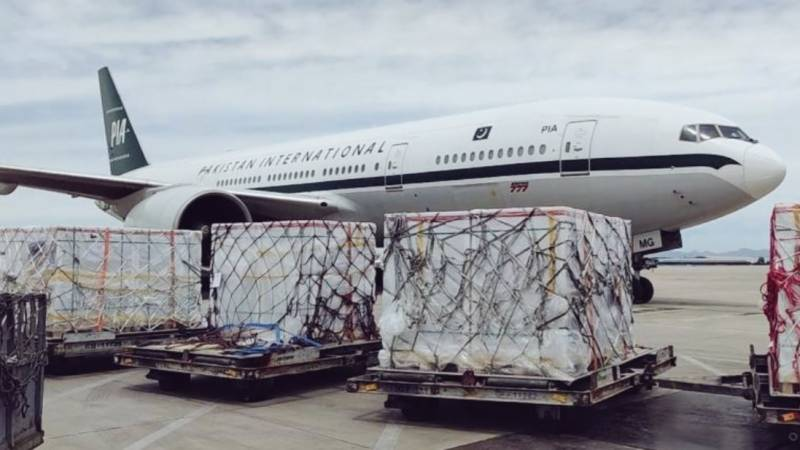 PIA brings another one million doses of corona vaccines from China