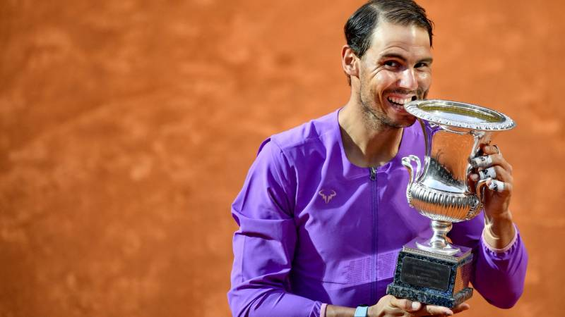 Nadal beats Djokovic to win 10th Rome title and lay down Roland Garros marker