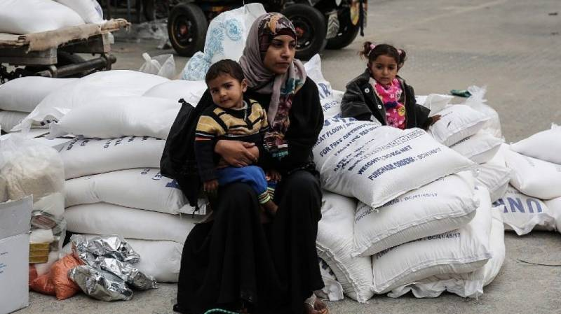 UN food agency steps up help in Gaza, appeals for funds
