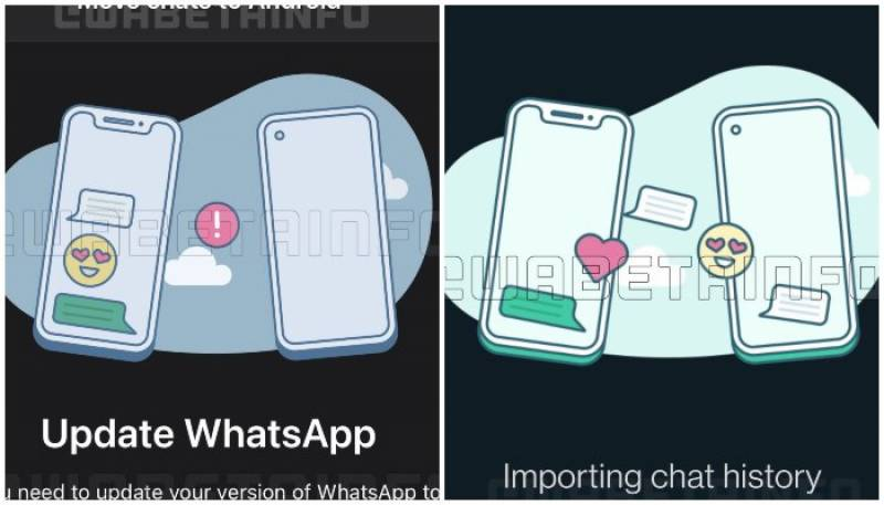 WhatsApp to introduce 'chat migration' feature between iOS and Android phones