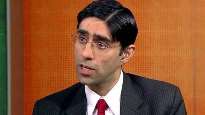 Dr Moeed Yusuf appointed National Security Adviser