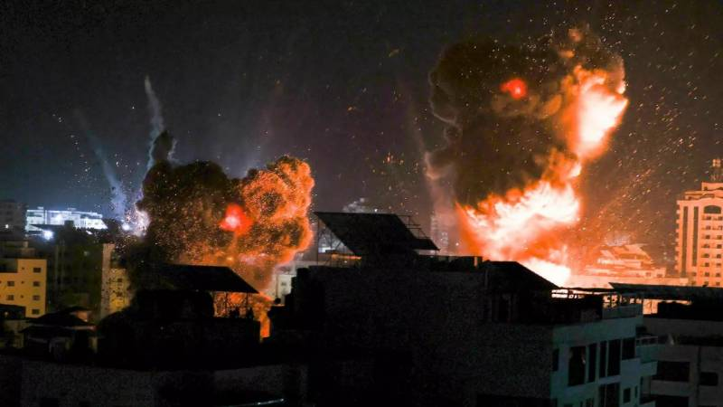 No respite from Israel-Gaza fighting as diplomatic efforts intensify