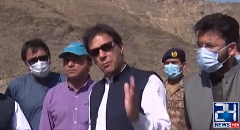 Future of country our concern rather than next election, says PM Khan