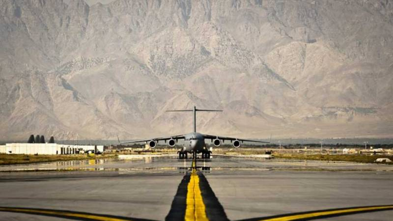 Keeping Kabul airport open -- a key test in Afghan withdrawal