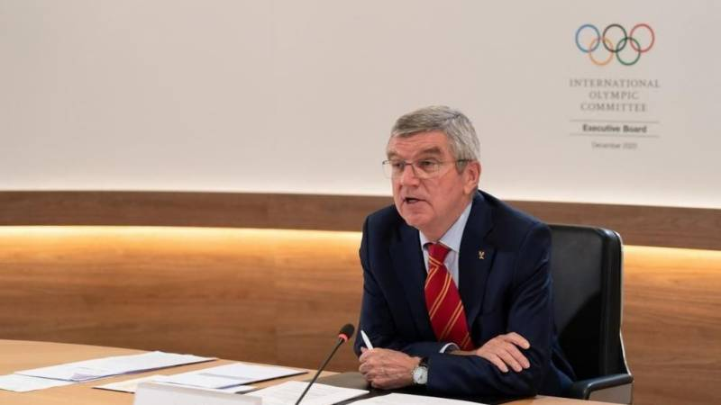 Most at Tokyo Olympic village to be vaccinated by Games: IOC chief