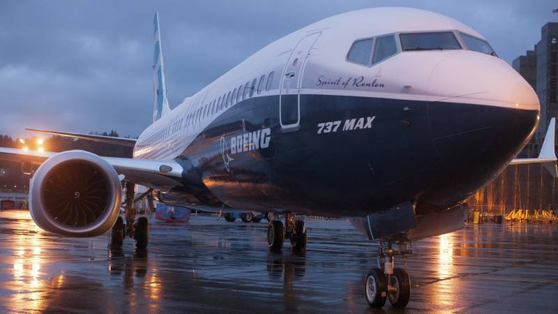 Boeing resumes 737 MAX deliveries after electrical problem