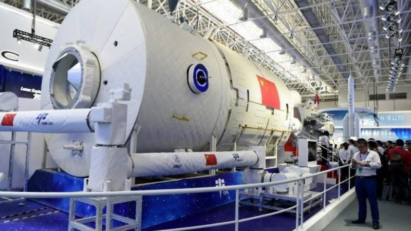 China postpones launch of rocket carrying space station supplies
