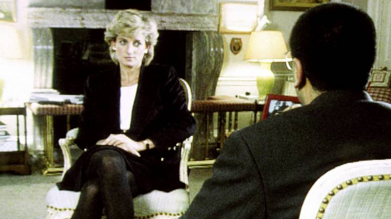 Diana's brother says 1995 interview contributed to her death