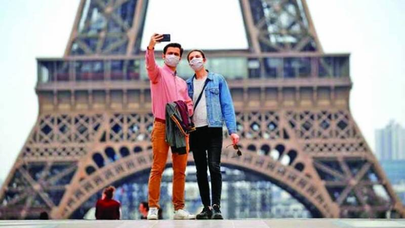 Eiffel Tower to reopen July 16 as France eases Covid curbs