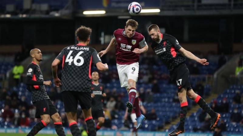 Liverpool close in on Champions League thanks to 'semi-final' win at Burnley