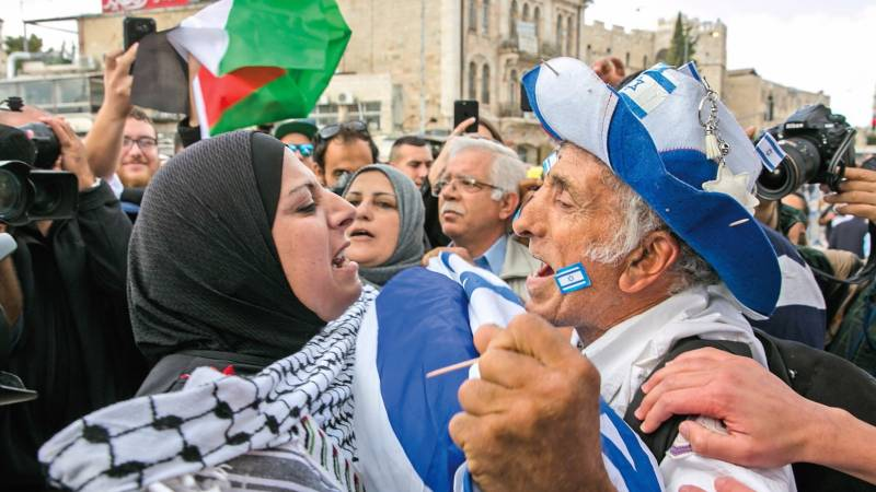 Memories from Palestine: Victims of a map
