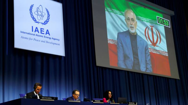 UN nuclear agency and Iran work to extend monitoring