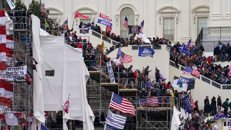 US House votes to set up commission on Capitol riot