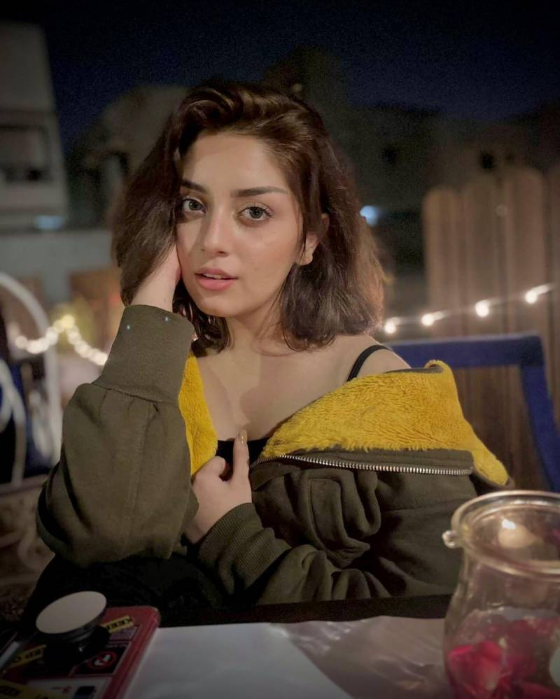Alizeh Shah's beach video gets mixed response from fans