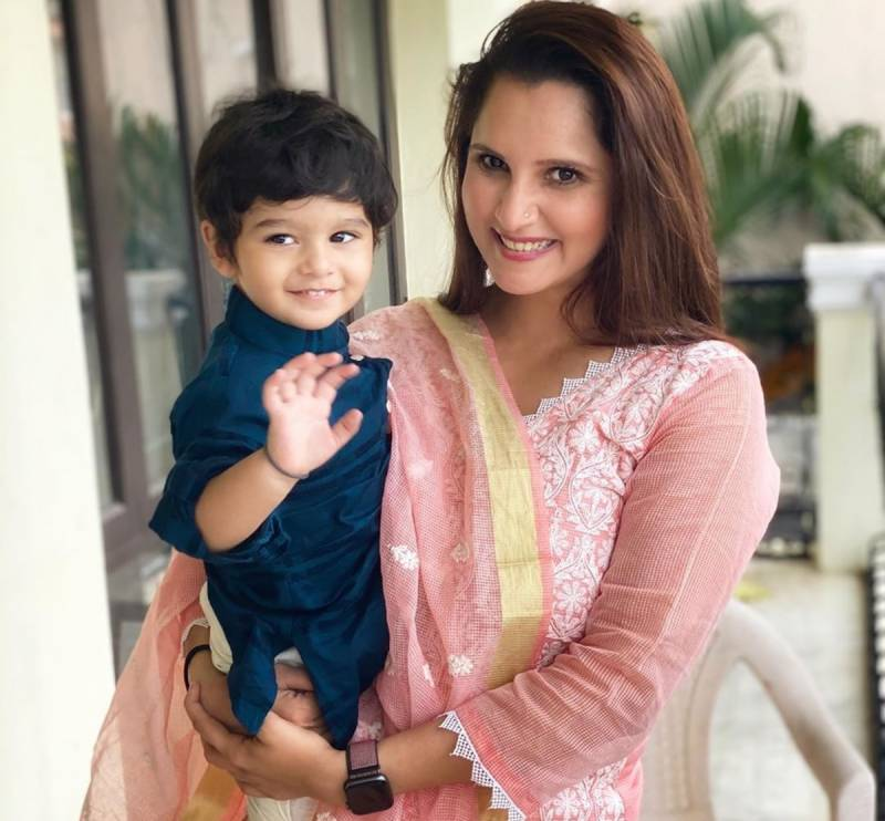Distressed Sania Mirza appeals to Indian govt as UK rejects son's visa