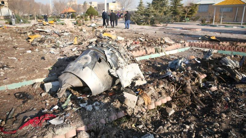 Iran dismisses Canada court ruling on downed airliner