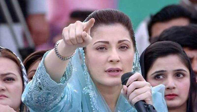 Maryam releases pics of masked men who tried to attack Nawaz Sharif
