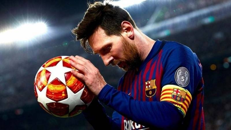 Messi to miss Barcelona's last match of the season