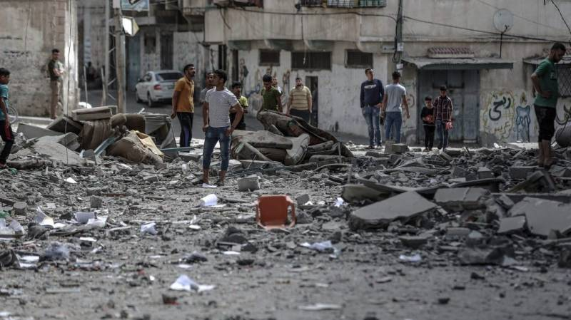 UN agency for Palestinians bids to help homeless in Gaza