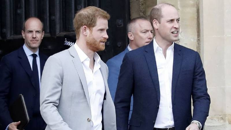 William and Harry hit out at BBC over 'deceitful' Diana interview