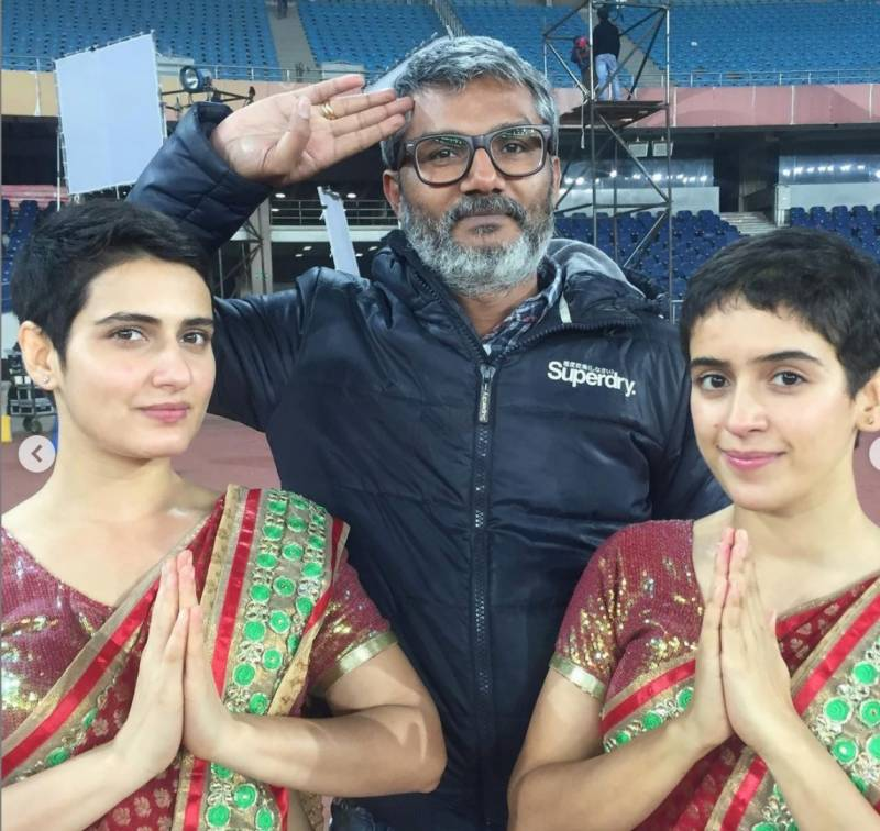 Dangal girl wishes happy birthday to her director