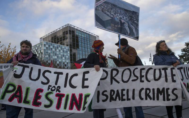 Mauritania asks ICC to probe Israelis for 'genocide'