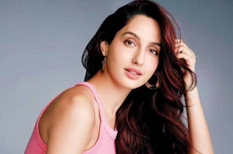 Nora Fatehi appeals for donation to aid healthcare in Covid-hit India