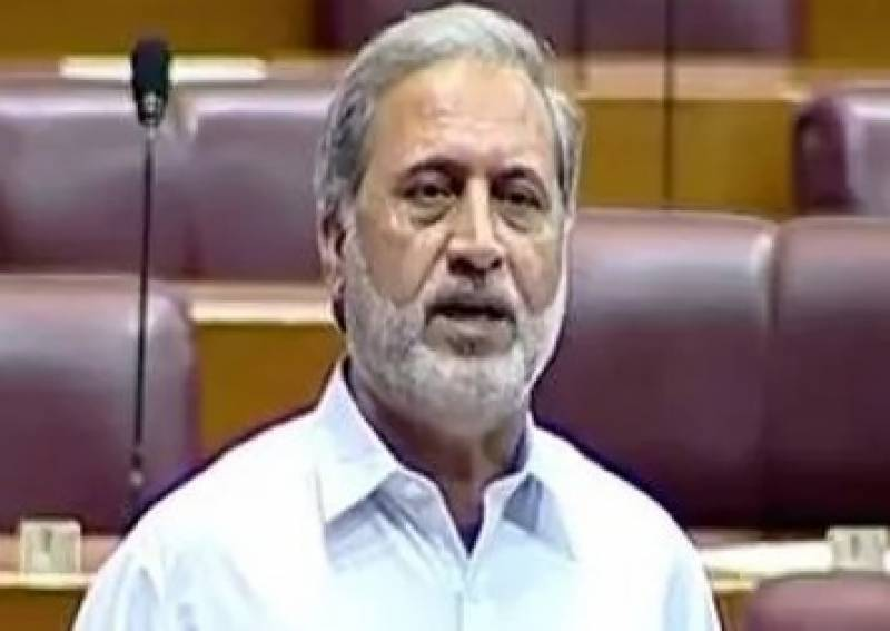 PTI ex-MNA Hamid now wins Rs5,000 bet