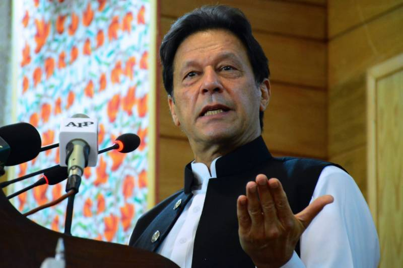 NAB recovers more money in PTI tenure than previous govts: Imran Khan