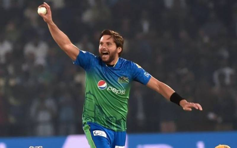 Shahid Afridi ruled out of PSL 6 due to back injury