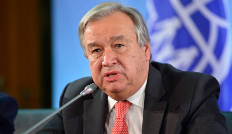'We are at war' with Covid, says UN chief