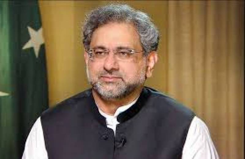 Khaqan Abbasi opposes PPP's return to PDM