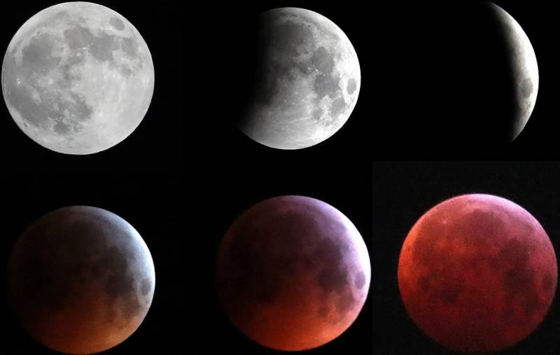 Pacific readies for 'Super Blood Moon' celestial show