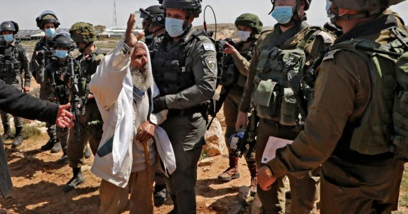 Palestinian killed by Israeli forces in West Bank: security sources