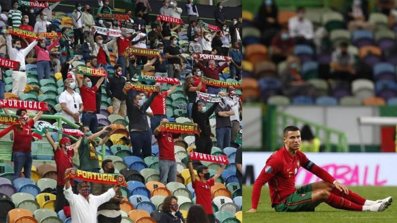 Spain-Portugal football friendly to have fans in stands