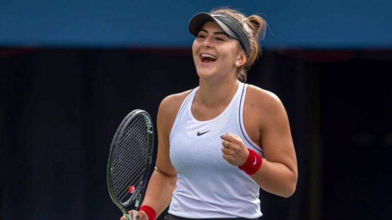 Andreescu pulls out of Strasbourg days before French Open